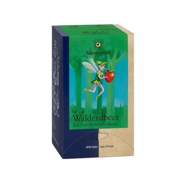 Bio Walderdbeer Tee