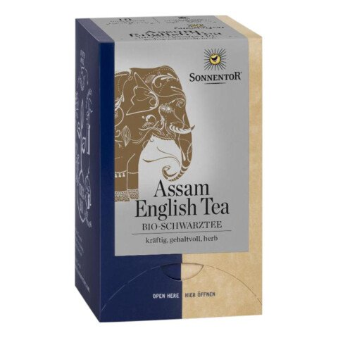 Bio Assam English Tea