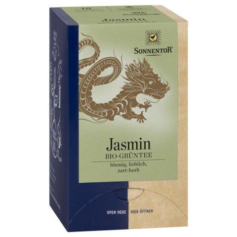 Bio Jasmin Grüntee
