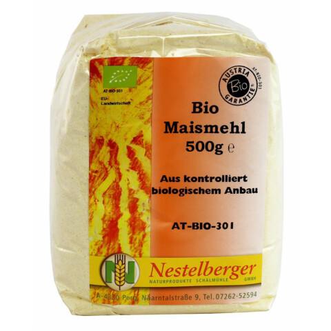 Bio Maismehl Nestelberger