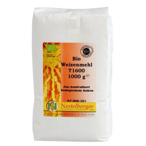 Bio Weizenmehl T1600