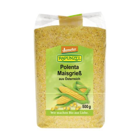 Demeter Polenta Maisgrieß