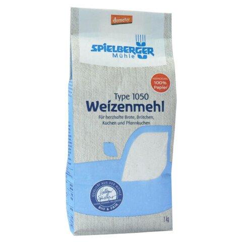 Demeter Weizenmehl T1050