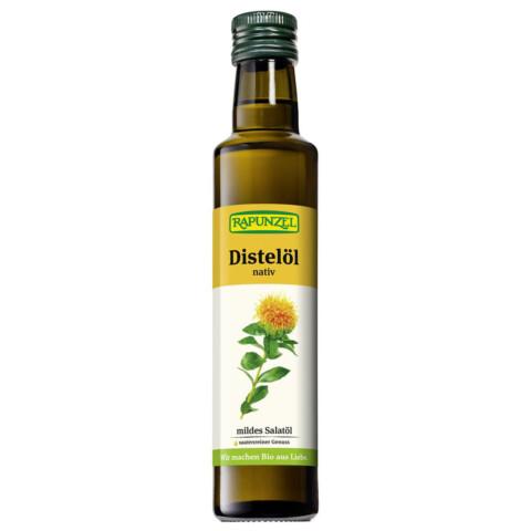 Bio Distelöl nativ