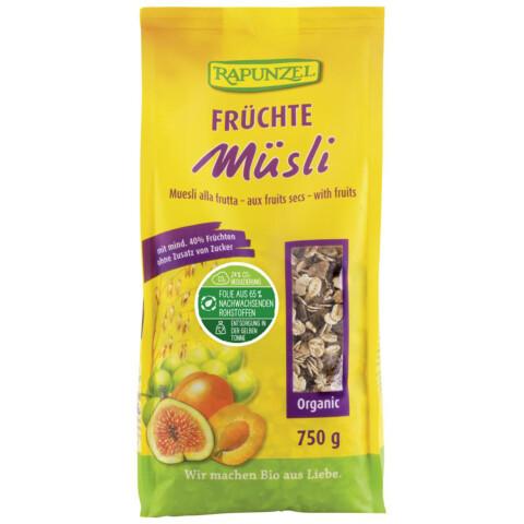 Bio Früchte Müsli