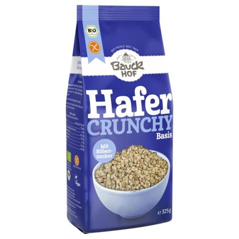 Bio Hafer Crunchy Basismüsli