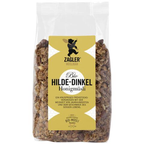 Bio Hilde-Dinkel-Honigmüsli