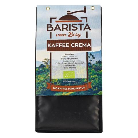 Bio Kaffee Crema