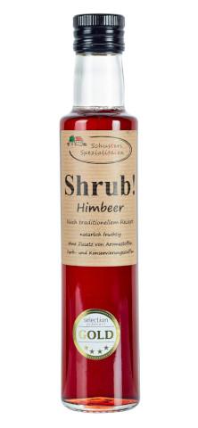 Shrub Heidelbeere-Himbeere