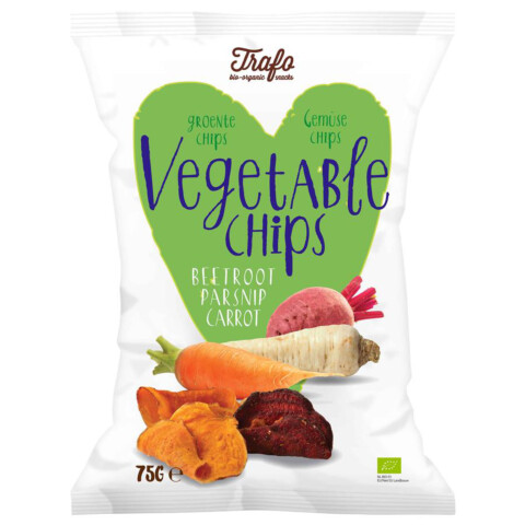 Bio Gemüse Chips Trafo