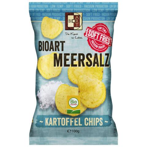Bio Kartoffel Chips Natur