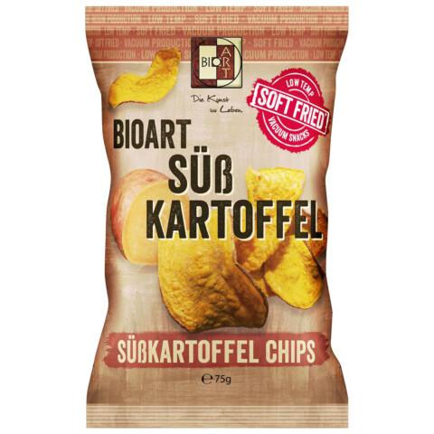 Bio Süßkartoffel Chips