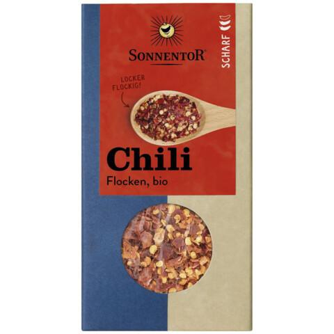 Bio Chili Flocken Sonnentor