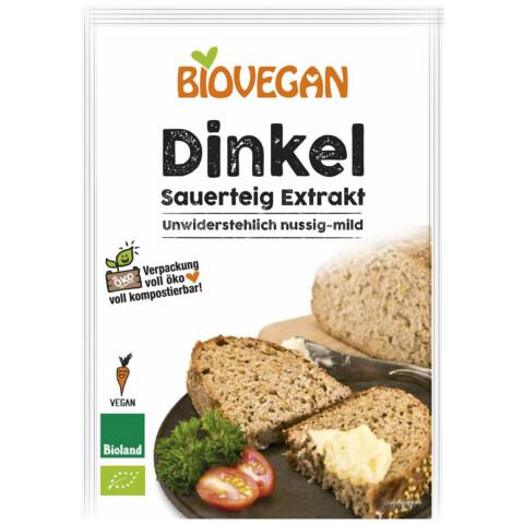 Bio Dinkel Sauerteig Extrakt BioVegan