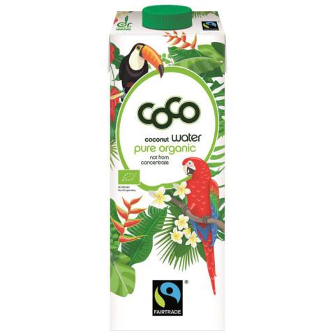 Bio Kokoswasser Dr.Martins