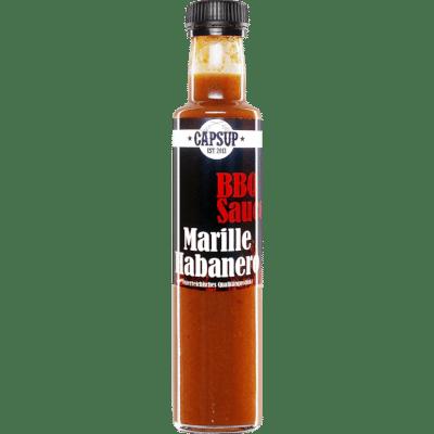 Capsup - BBQ Sauce marille-habanero