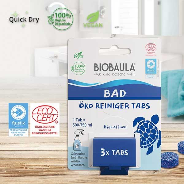Bio Bad-Reiniger Tab