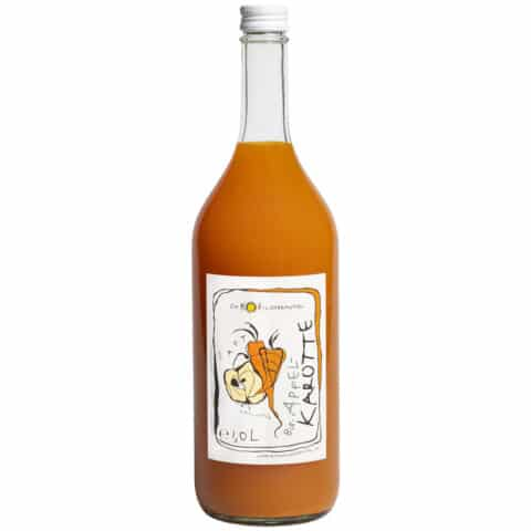 HFL Apfel-Karotten Saft